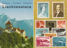 Liechtenstein - Vaduz , Stamps - Liechtenstein