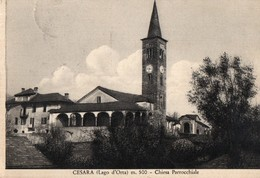 Italie > Piemonte > Non Classés Cesara Chiesa Parrocchiale - Non Classificati