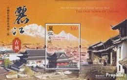 Hong Kong Bloc 262 (complète.Edition.) Neuf Avec Gomme Originale 2013 Unesco Welterbestätten - Neufs