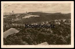 ALTE POSTKARTE EISENACH BLICK VON DER WARTBURG ÜBER DAS MARIENTAL Ansichtskarte Postcard AK Cpa - Eisenach