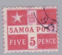 SAMOA :  No 21   (o) - Samoa