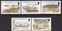 South Georgia 1999 Island Views Set Of 5, MNH, SG 283/7 - Falkland Islands