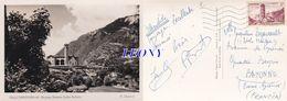 CPSM 10X15 Du VALLS D'ANDORRA - ENCAMP - EMISORA RADIO ANDORRA - 1956 - Andorre