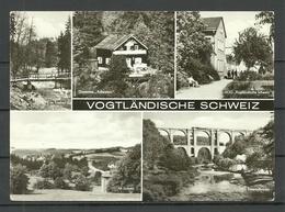 Deutschland DDR 1977 Vogländische Schweiz Sauber Unbenutzt - Vogtland
