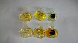 Miniature De Parfum Jean Laporte Et L'artisan Parfumeur  Lot De 6 Flacons - Miniatures Womens' Fragrances (without Box)