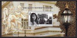 South Georgia 1999 Queen Mother's Century MS, MNH, SG 293 - Falkland Islands