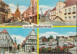 D-49610 Quakenbrück - Ansichten - Cars - Porsche (u.l.) - Nice Stamp - Quakenbrueck