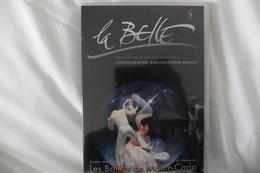 DVD Ballet La Belle Au Bois Dormant Par Les Ballets De Monte-Carlo Tchaikovsky - Concert & Music