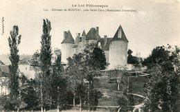 SAINT CERE_CHATEAU DE MONTAL - Saint-Céré