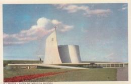 Brasilia - Capela Do Palacio Da Alvorada - Brasilia