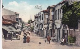 AK - CONSTANTINOPEL (Istanbul) - Straßenleben Im Osmanischen Scutari 1915 - Türkei