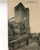 SAINT CIRQ LAPOPIE - Saint-Cirq-Lapopie