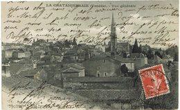 CPA - France - (85) Vendée - La Chataigneraie - Vue Générale - La Chataigneraie