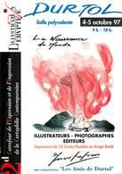 Illustrateurs - Illustrateur Chabert - La Naissance Du Monde - Autographe - Signature - état - Illustratoren & Fotografen