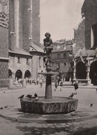 Krakow - Studnia Na Placu Mariackim 1962 - Polonia