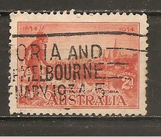 Australia Nº Yvert  94 (usado) (o) - 1913-36 George V : Heads