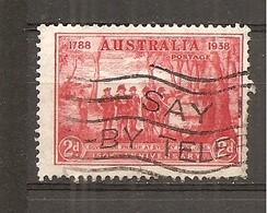 Australia Nº Yvert  123 (usado) (o) - 1913-36 George V : Heads