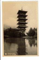 CPA - Carte Postale -BELGIQUE -Bruxelles - La Tour Japonnaise  - S2806 - Monumenten, Gebouwen
