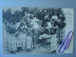 CONGO FRANçAIS : Mission Catholique De BRAZAVILLE - Leçon De Chant En 1907 - Congo Francese - Altri