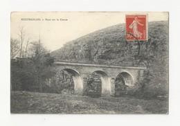 23 NOUZEROLLES - Le Pont De La Creuse - Cpa Creuse - Sonstige Gemeinden