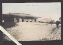 Poissy - La Gare, Ouest  (petit éditeur Assez Peu Courant) - Poissy