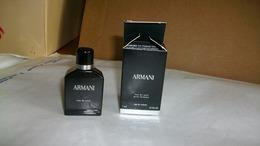 """Miniature De Parfum  Armani  """" Eau De Nuit Pour Homme """" - Modern Miniatures (from 1961)"""