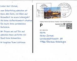 30208. Postal BAYREITH (Alemania Federal) 2014. Herzlichen Glückwunsch - BRD