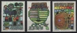 Senegal (1979) Yv. 524/26  /  Art - Paintings - Autres