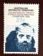 Australian Antarctic Territory AAT 1983 Treaty Meeting MNH - Territoire Antarctique Australien (AAT)