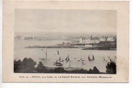 Vue De L'hôtel Des Iles De Larmor-Baden Par Vannes - Autres Communes