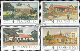 Südafrika - Transkei 155-158 (kompl.Ausg.) Postfrisch 1984 Postämter - Transkei