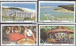 Südafrika - Transkei 120-123 (kompl.Ausg.) Postfrisch 1983 Tourismus - Transkei
