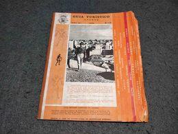 "ANTIQUE ANGOLA BROCHURE "" GUIA TURISTICO DE LUANDA "" WITH A LOT OF ADVERTISING  Nº44 1969 - Dépliants Turistici"