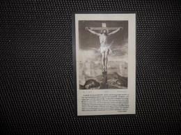 Doodsprentje ( E 750 ) Adel  Douairière Cotteau De Patin / Gantois - Antwerpen Anvers Elsene Ixelles Bruxelles 1927 - Obituary Notices