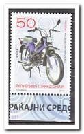 Macedonië 2013, Postfris MNH, Moped - Macedonië
