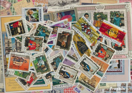 Penrhyn Briefmarken-50 Verschiedene Marken - Penrhyn