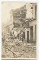 Oostende, Wereldoorlog I, Christinastraat (Marine Bücherei, Photographische Abteilung, Ostende) - Oostende
