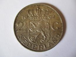 Netherland: 2 1/2 Gulden 1962 - [ 3] 1815-… : Kingdom Of The Netherlands