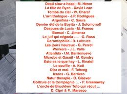 42 Cartes Postales : Films Cinéma (voir Les Titres Sur Photo) - Non Classés