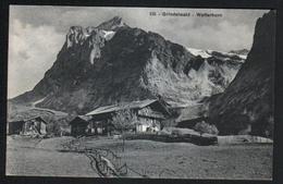 Suisse, Grindelwald, Watterhorn - BE Berne