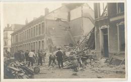 Oostende, Wereldoorlog I,  (Marine Bücherei, Photographische Abteilung, Ostende) - Oostende