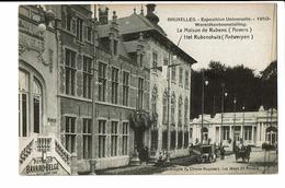 CPA - Carte Postale -BELGIQUE -Bruxelles Exposition De 1910-Maison Rubens- S2811 - Wereldtentoonstellingen