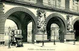 Paris 1 : Les Guichets Du Louvre - Arrondissement: 01