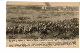 CPA - Carte Postale -BELGIQUE -Waterloo Panorama De La Bataille-Château De Goumont -  S2815 - Waterloo