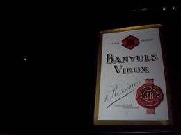 Etiquette  Neuve Grenache Vieux Banyuls Vieux  Rossinés A Collioures - Other