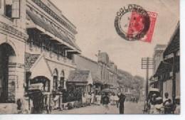 COLOMBO OBLITERATION - Sri Lanka (Ceylon)