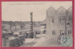 62 - MARQUISE--HYDREQUENT----La Concasseuse De Marbre - Marquise