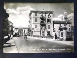 LIGURIA -LA SPEZIA -MIGLIARINA -F.G. LOTTO N°83 - La Spezia