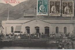 CAP VRT CUSTOM HOUSSE  SAINT VINCENT CABO VRDO - Cape Verde