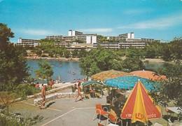 Postcard Porec Hoteli Lotos Croatia My Ref  B23167 - Croatia